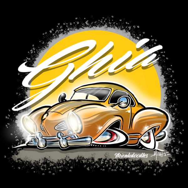 Image of Ghia Orange