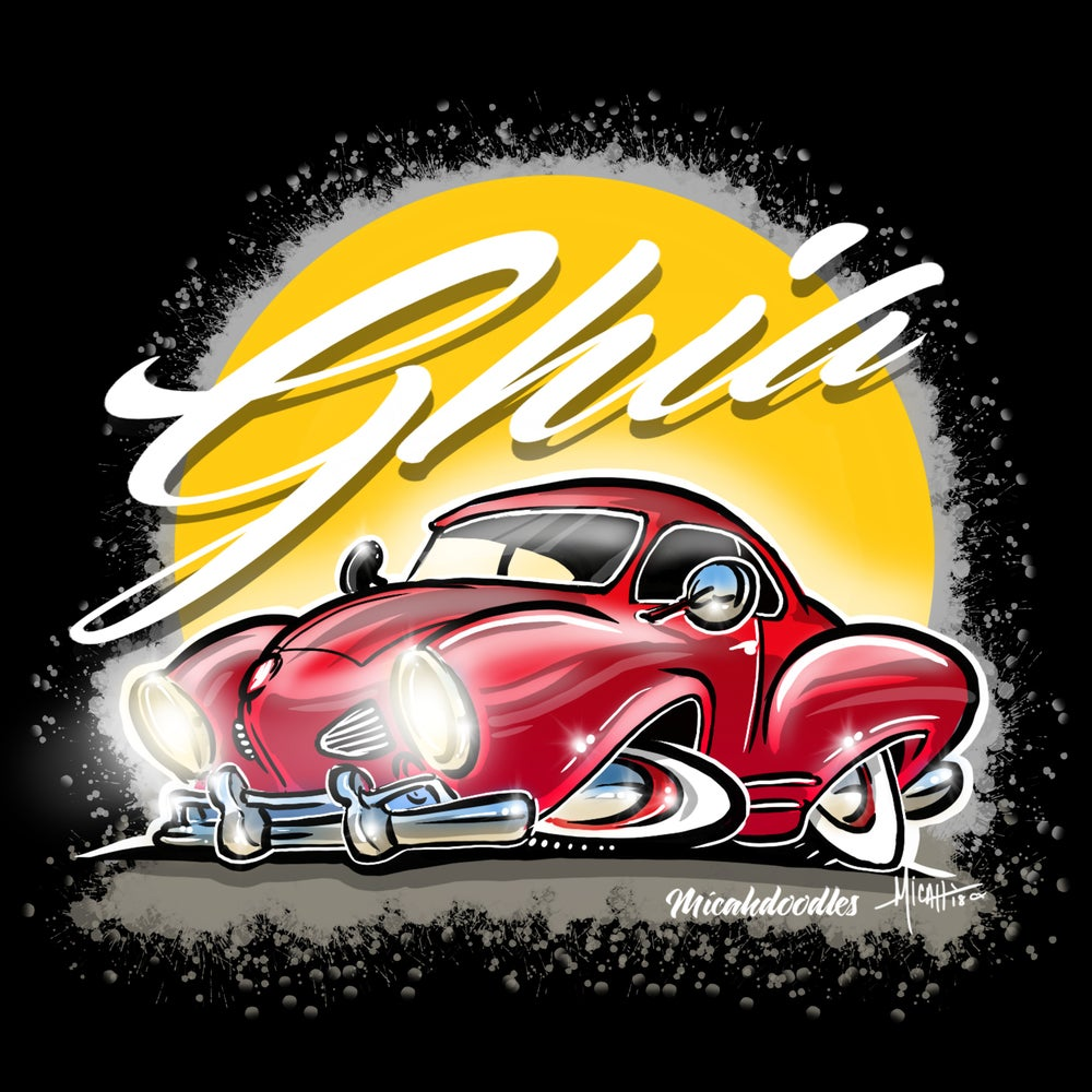 Image of Ghia Red