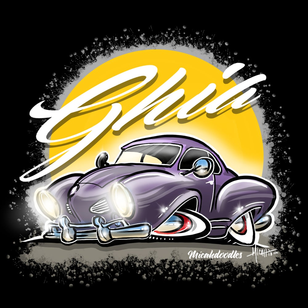 Image of Ghia Purple