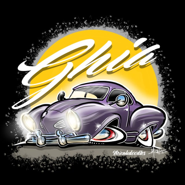 Image of Ghia Purple