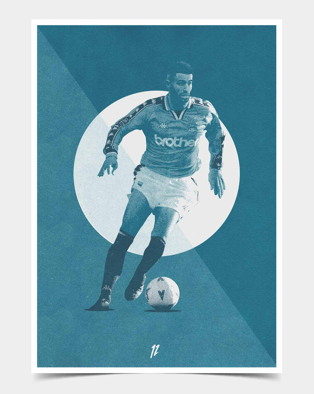 Image of Mahrez Throwback