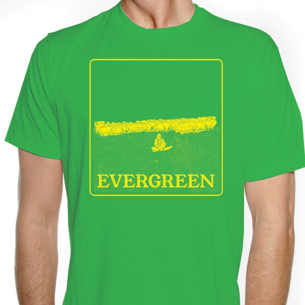 Image of Calcutta: Evergreen Copertina T-Shirt