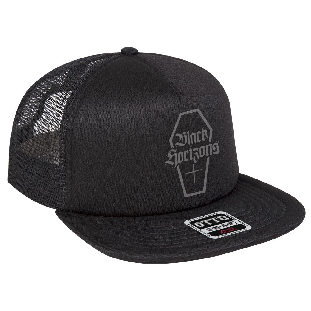 Image of BLACK HORIZONS Coffin Hat