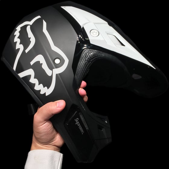 Image of 2018 Fox V2 Helmet (B)