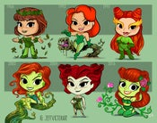 Image of Evolution of Poison Ivy