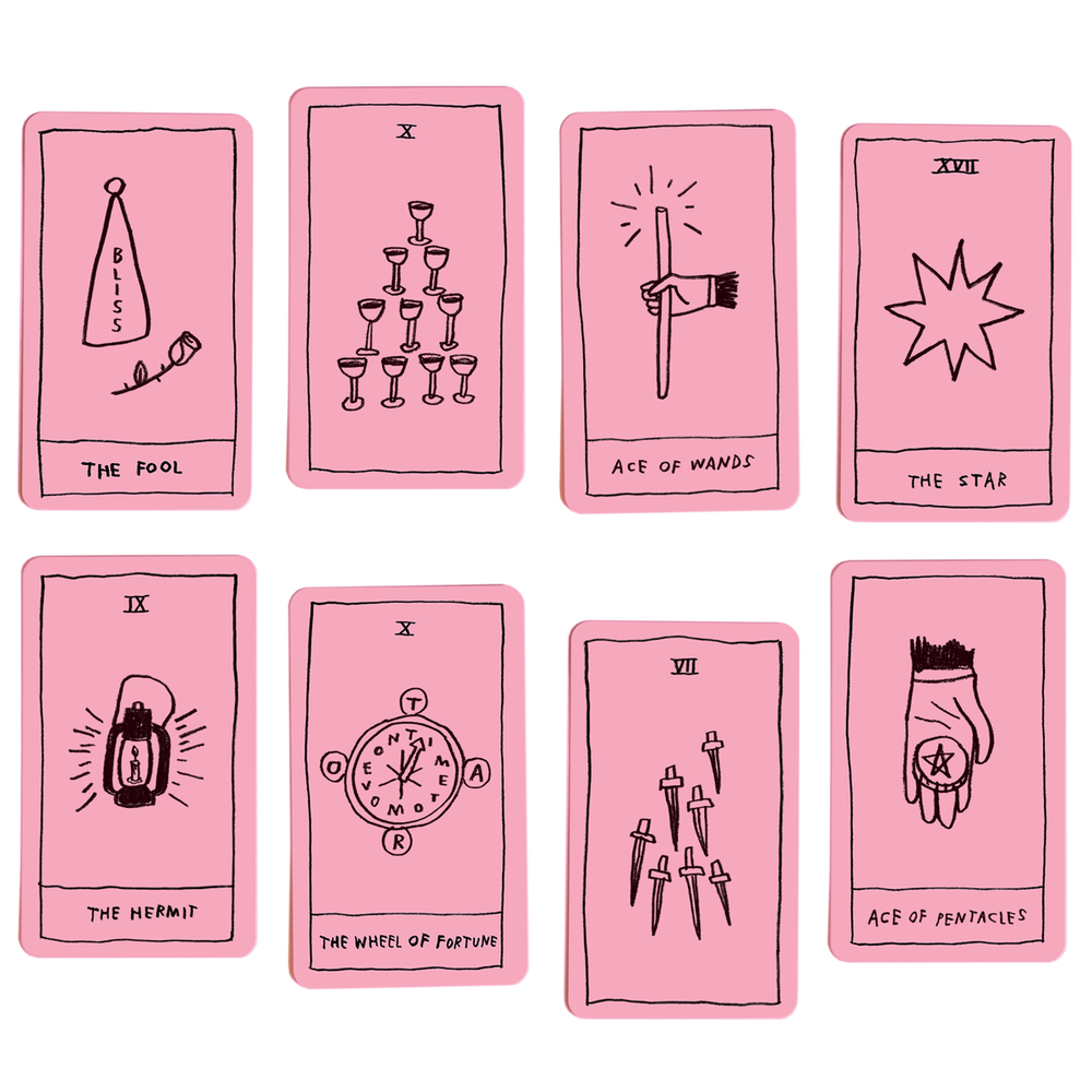 Image of The OK Tarot Deck
