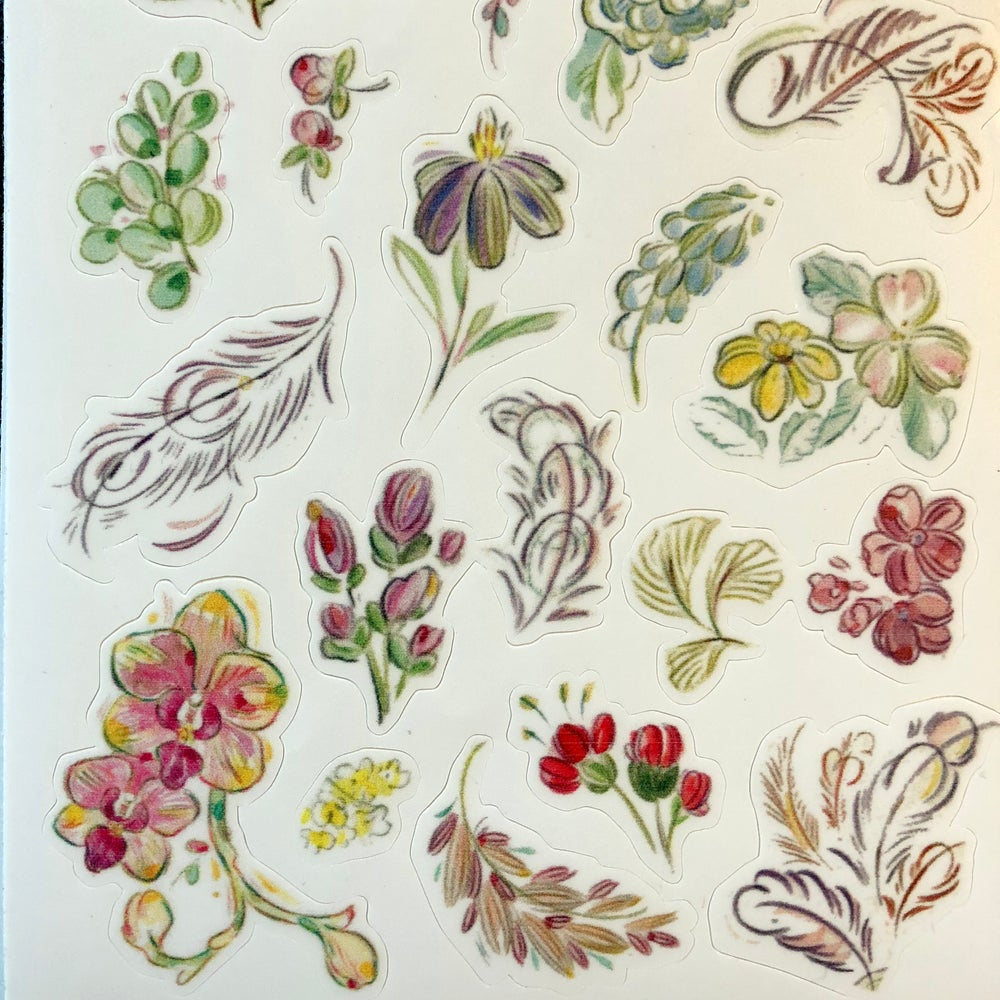 Image of FLORA Stickers