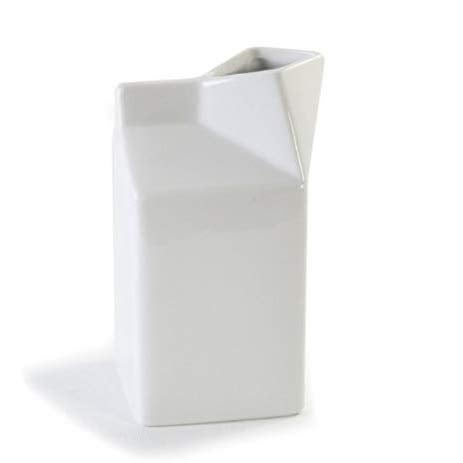 Image of Ceramic Milk Carton