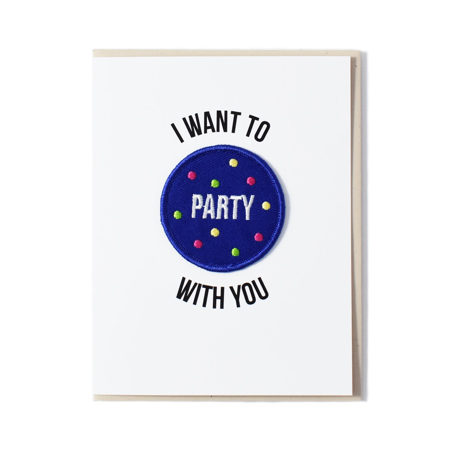 Image of Party Card
