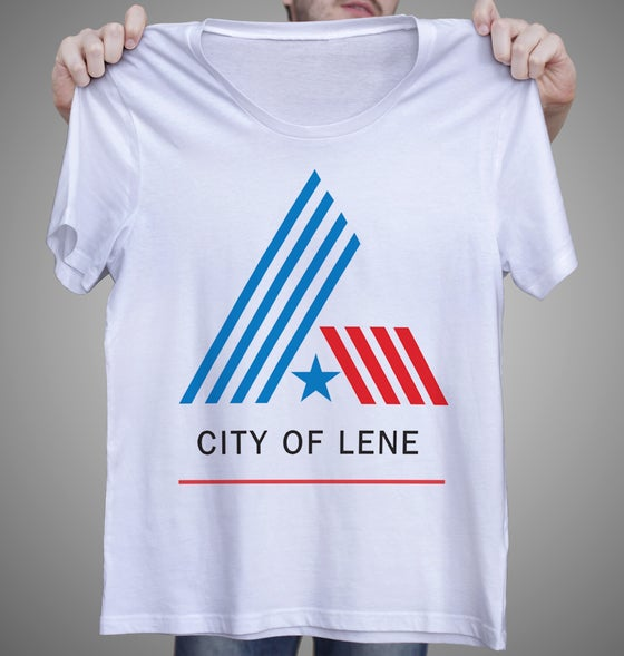 Image of City of Lene T-Shirt