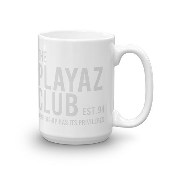 Image of The Playaz Mug