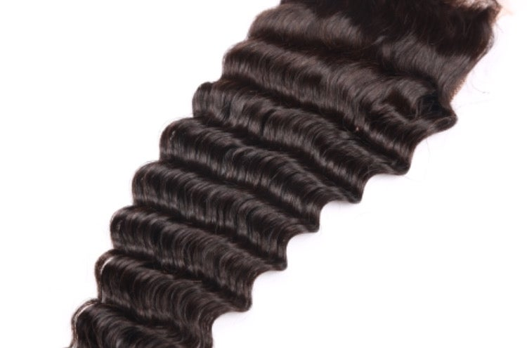 """Image of Flawless Lace Closure - 4x4"""" Free Part"""