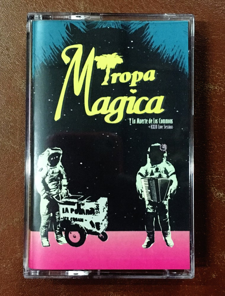 Image of Burger Records Cassette! Limited Edition