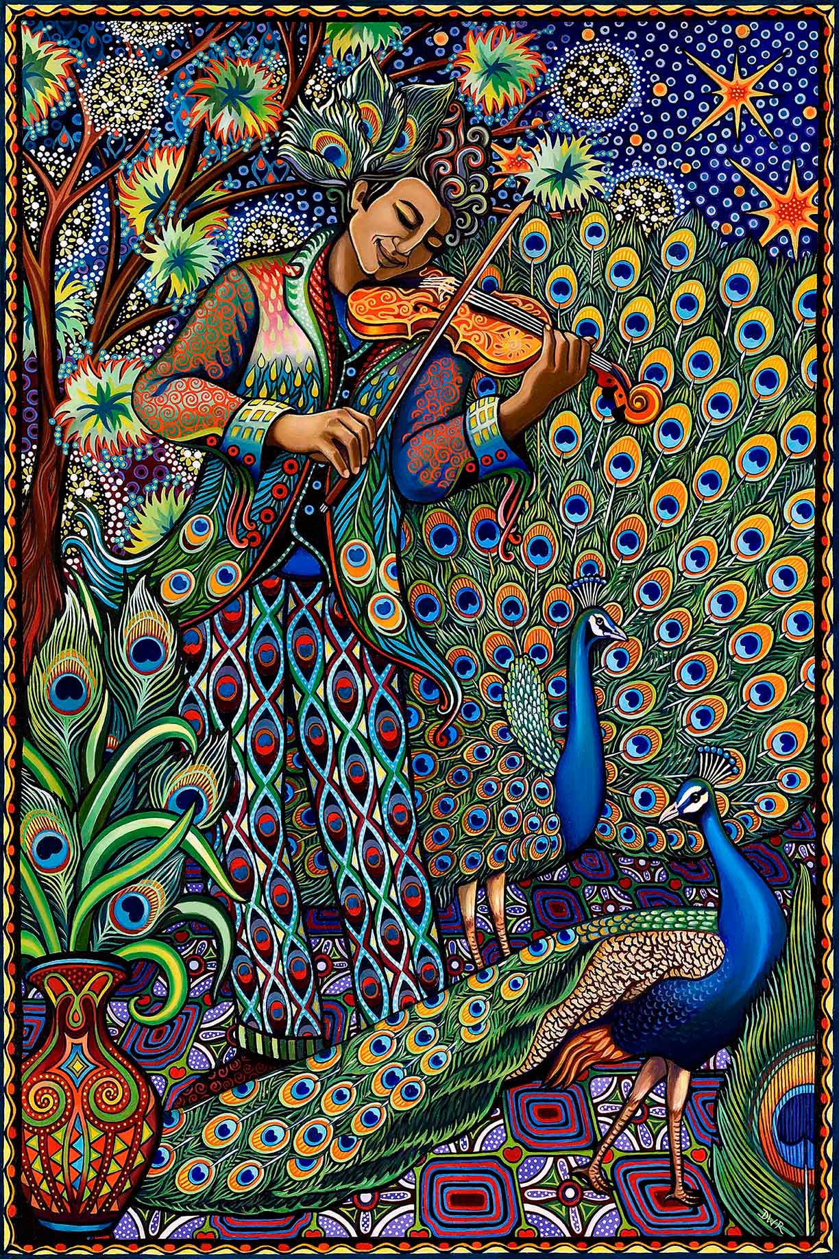"Image of ""The Serenade"" Prints"