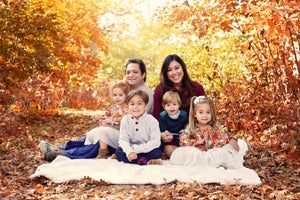 Image of October 21st Hampshire IL Fall Mini Session DEPOSIT