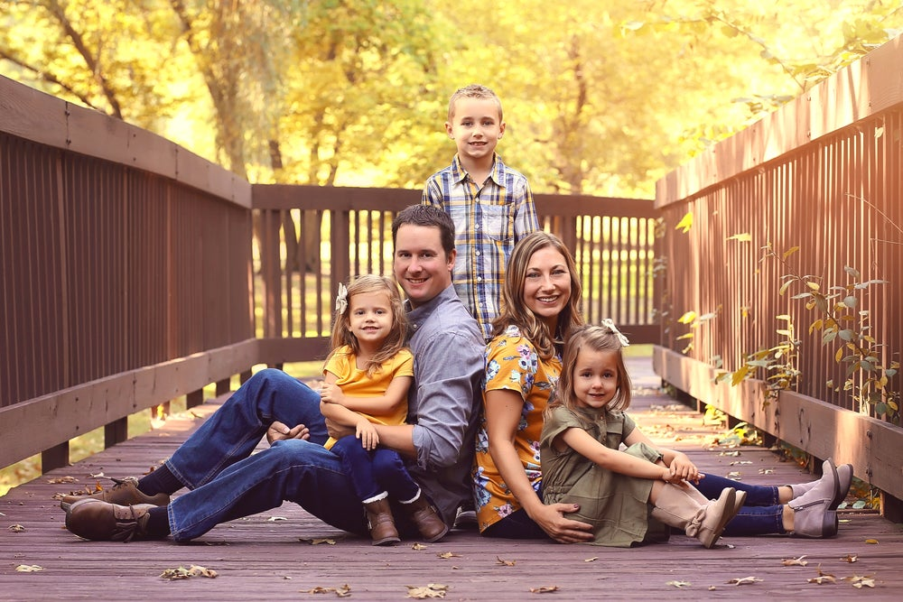 Image of October 13th Itasca Fall Mini Sessions DEPOSIT