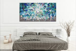 Image of Donum oceani - print on canvas