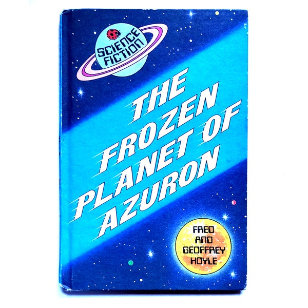 Image of The Frozen Planet of Azuron
