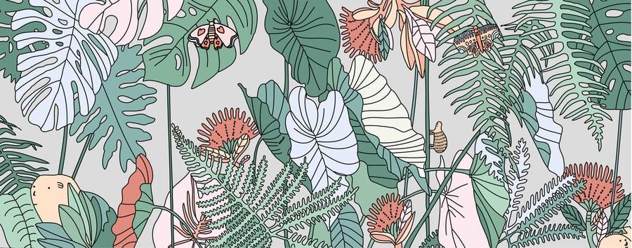 Image of Kara Botanical Print