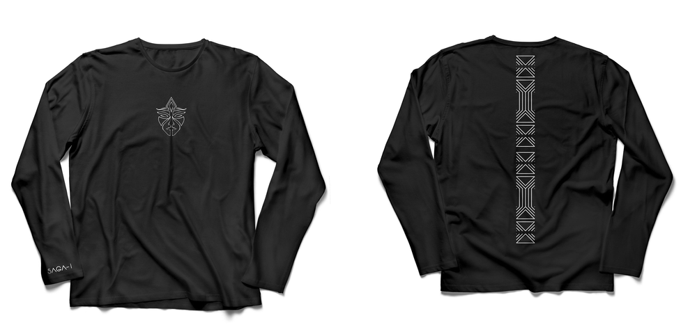 Image of SAGA-I Long Sleeve (SOLD OUT)