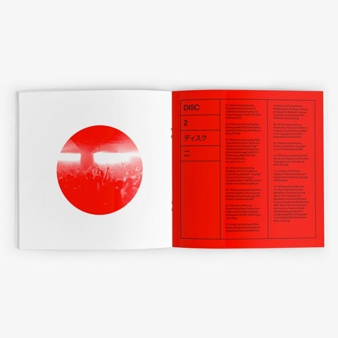 Image of Live in Tokyo 5xCD Re-press & Limited Print Tokyo T-shirt