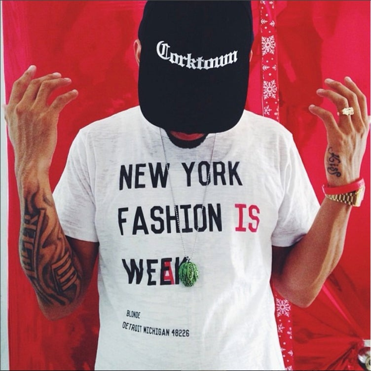 Image of New York Fashion Weak