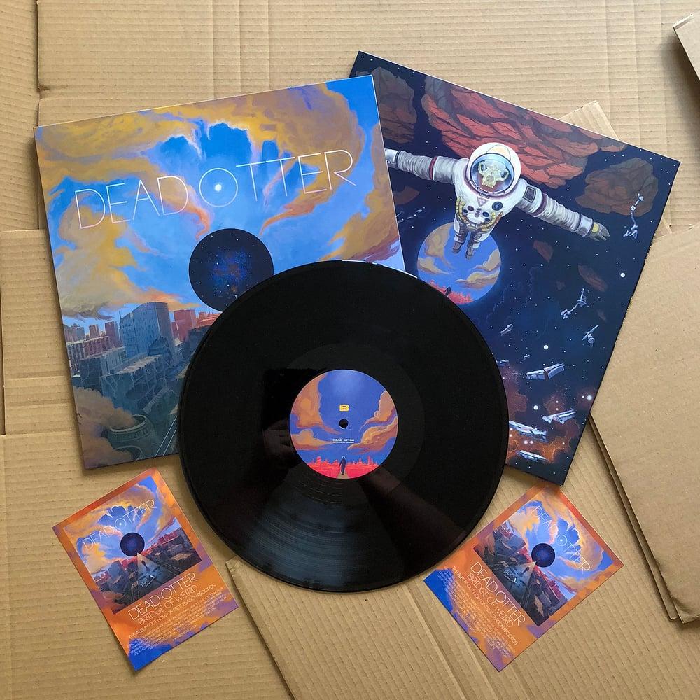 DEAD OTTER 'Bridge Of Weird' Vinyl LP