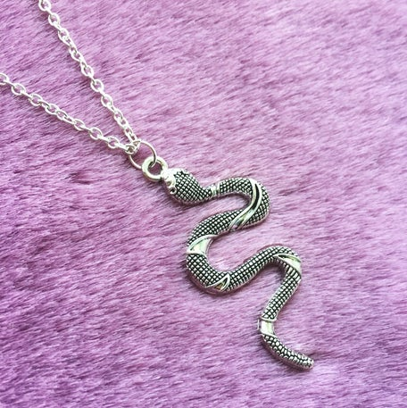 Image of Python necklace
