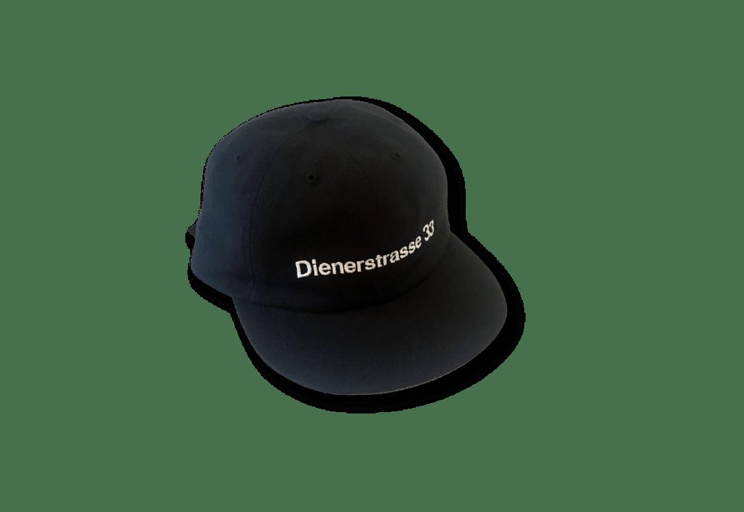 "Image of Cap ""Dienerstrasse 33"""