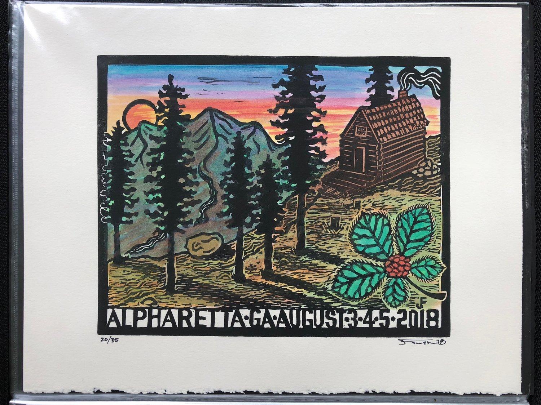 Image of Alpharetta print #20/35