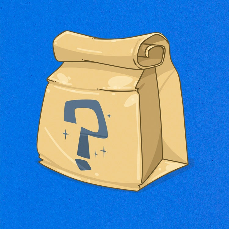 Image of Hip-Hop Nostalgia Mystery Bag!