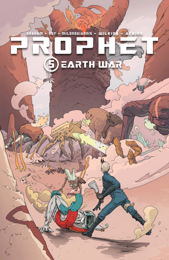 Image of Prophet Volume 5