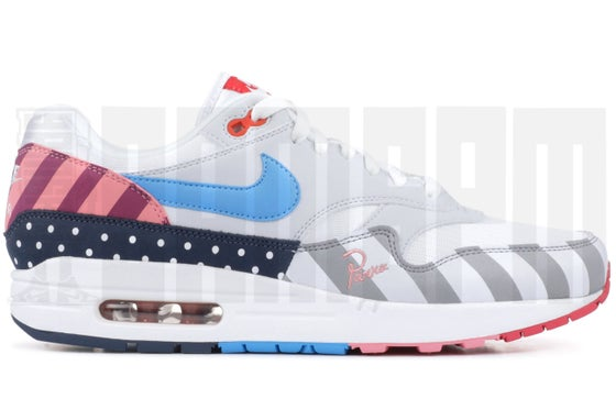 "Image of Nike AIR MAX 1 ""PARRA"""