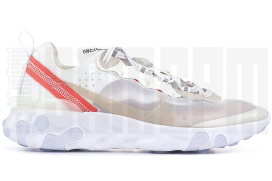 "Image of Nike REACT ELEMENT 87 ""SAIL"""