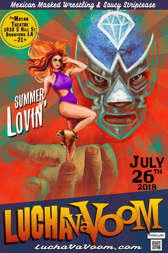 Image of Summer Lovin' Poster