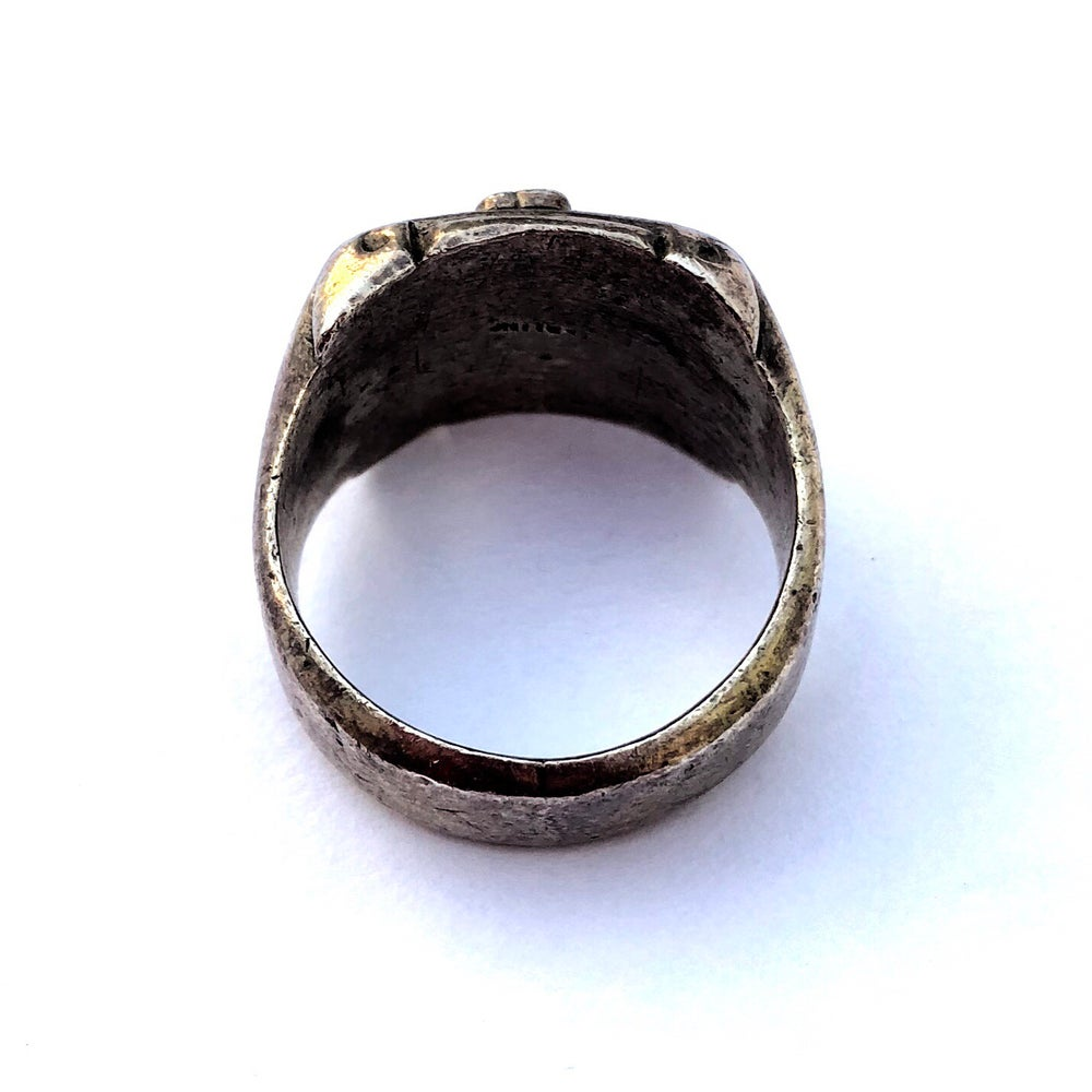 Image of WWII USN RING