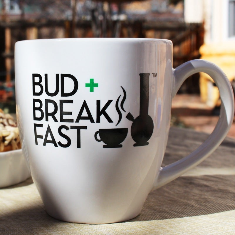 Image of The Bud+Breakfast Mug