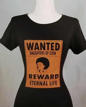 Image of Wanted Daughter of Zion 2