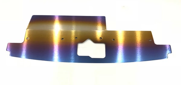 Image of Acura NSX Titanium cooling plate