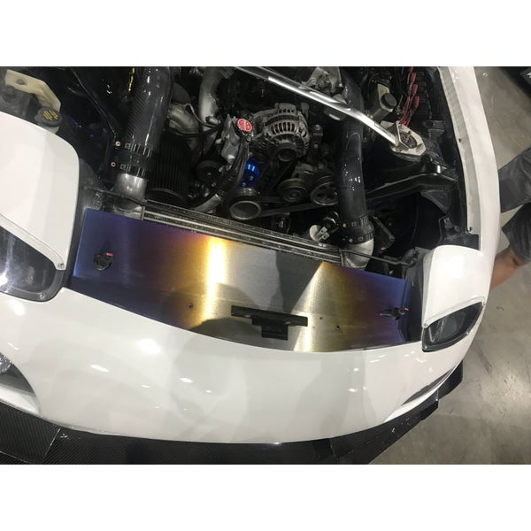 Image of Mazda RX7 Titanium cooling plate