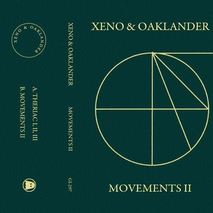Image of CASSETTE MOVEMENTS II BY XENO & OAKLANDER