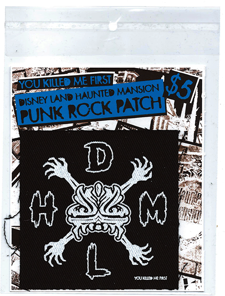 Image of DLHM Punk Rock Patch