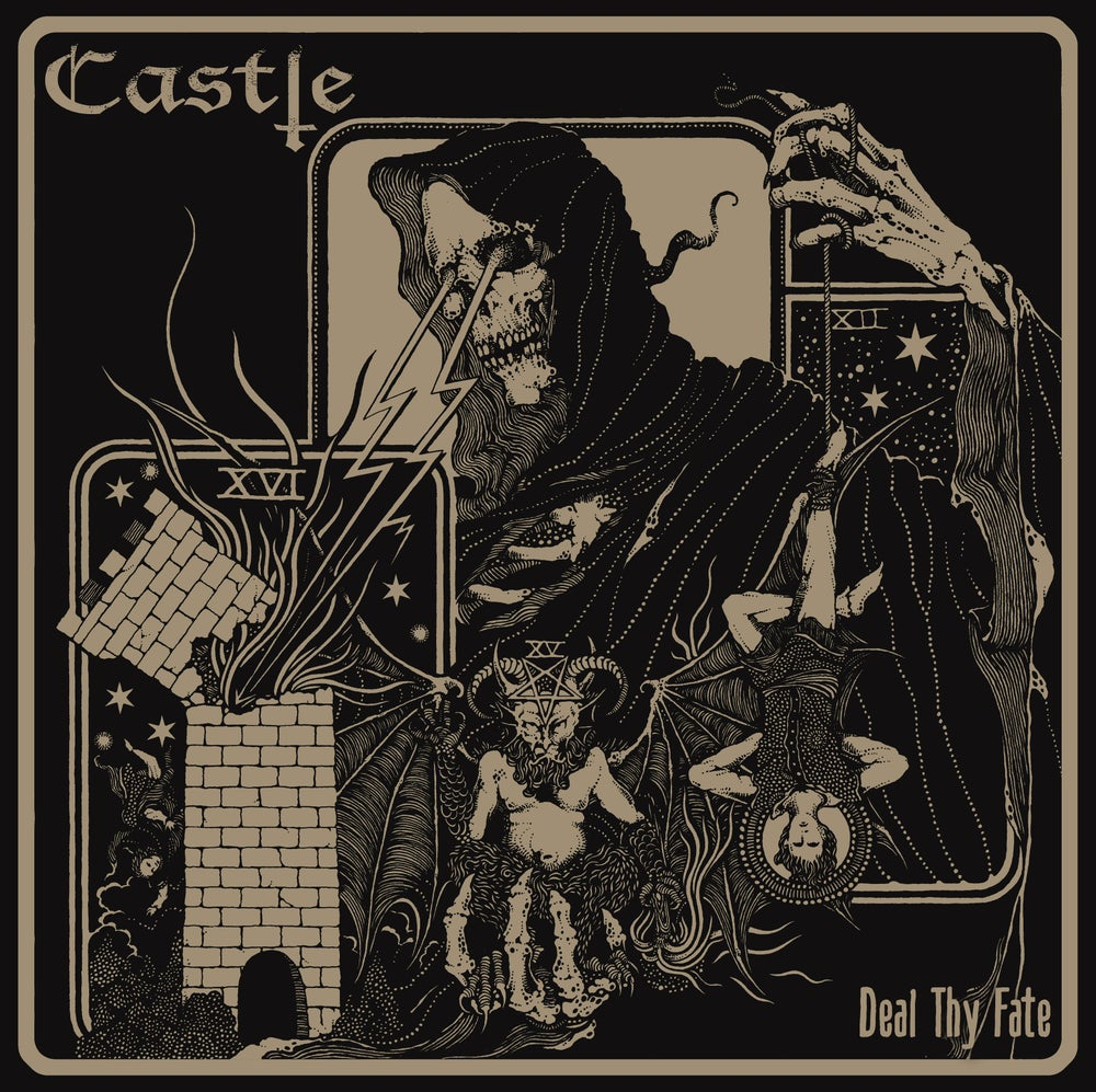 Image of Castle - Deal Thy Fate CD