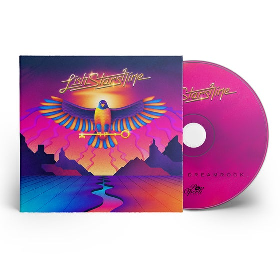 "Image of ""Welcome to This Is DreamRock"" CD"