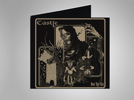 Image of CASTLE Deal Thy Fate Digipak CD - Pre-order