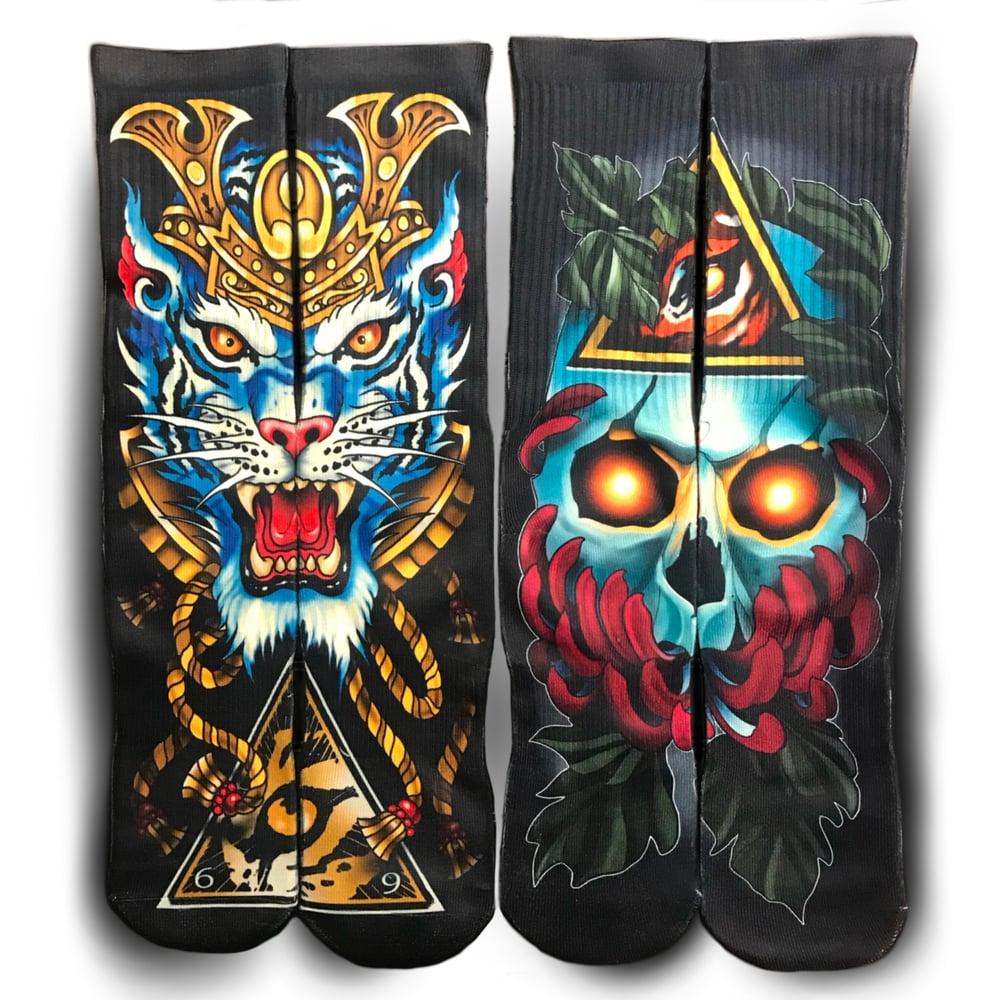 Image of Bearcat Socks