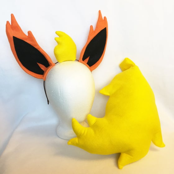 Image of Flareon Ears or Tail