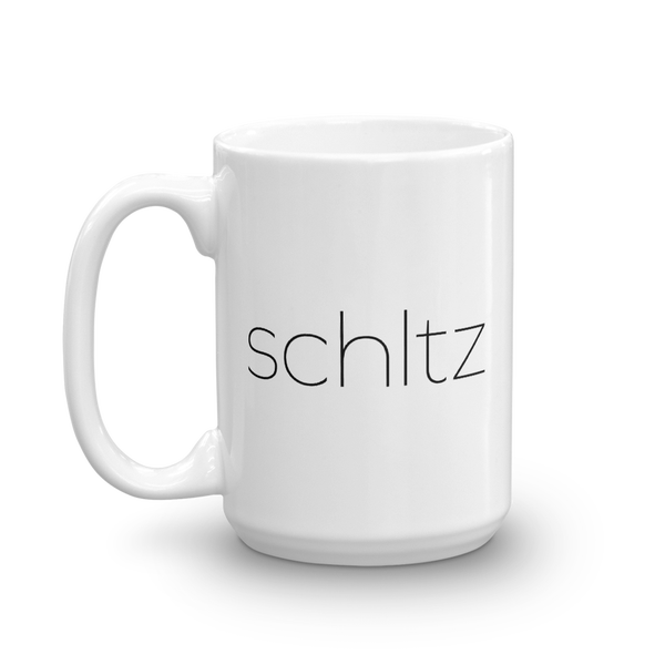 Image of Schltz Mug (15 oz.)