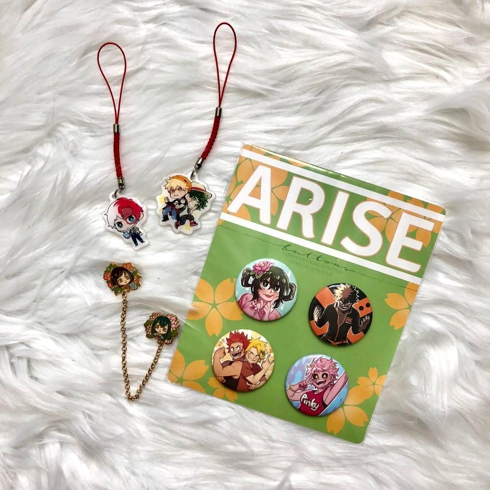 Image of [POs] Arise: Spring - Non-Paper Merch