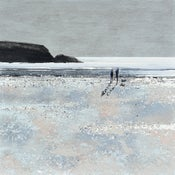 Image of Silver Light in Winter, Camel Estuary, Cornwall